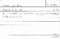 Sonate in h moll für Violoncell und Pianoforte, op. 23
