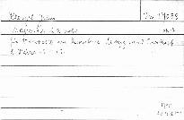Mazurka in A moll für Violoncell und Pianoforte, op. 14