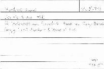 Sonate A dur No 8 für Violoncell und Pianoforte