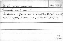 Exercices                         (Oeuv. III. partie I)