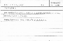 Kryptogram 1 pre basklarinet, bicie nástroje a