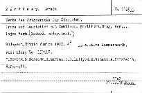 Werke des Frühbarocks für Streicher, Trios und Quartette mit Continuo
