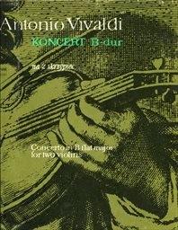 Koncert B dur na skrzypiec, zespól smyczkowy