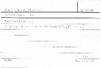 Streichquartett 1971