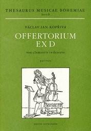 Offertorium ex D