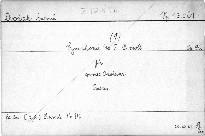 Symphonie (No. 5, e moll) für grosses Orchester, op. 95