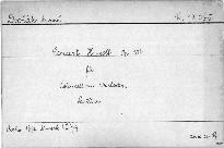 Concert für Violoncell mit Begleitung des Orchesters, op. 104