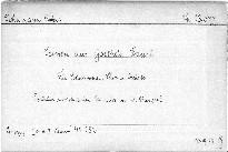 Szenen aus Goethes Faust für Solo - Stimmen, Chor
