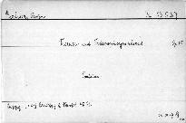 Trauer und Triumphsymphonie; Trauer und Triumphsymphonie op. 15