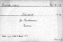 Notturno für Streichorchester, op. 40