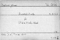 Quartett a moll für 2 Violinen, Bratsche u. Violoncell, op. 51 No. 2
