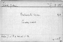 Bulharské tance pro velký orchestr, op. 7