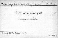 Capriccio espagnol pour grand Orchester, op. 34