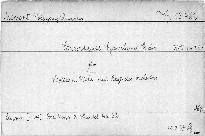 Concertante Symphonie Es dur für Violine und Viola, KV 364