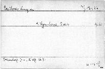 4. Symphonie B dur, Op. 60