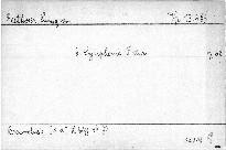 6. Symphonie  F dur, Op. 68