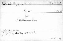 Trio für 2 Violinen und Bass, KV 266