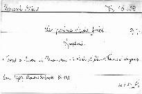 Le poéme de la foret, op. 7