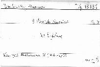 Streichquartett III, Op. 19