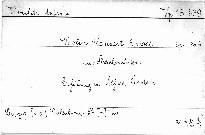 Konzert für Violin a moll, op. 3 No. 6
