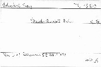 Streichquartett B dur, op. 168