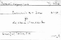 Divertimento No. 11 D dur für Oboe, 2 Hörner, 2 Violinen, Viola und Bass, KV 251