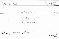 Divertimento Op. 67
