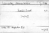Quatuor (e-moll) pour 2 violons, alto et violoncelle, op. 13