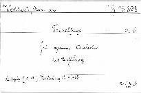 Tripelfuge für grosses Orchester, op. 16