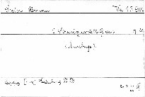 3. streichquartett G dur, op. 20