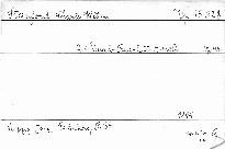 2. streichquartett a moll, op. 45