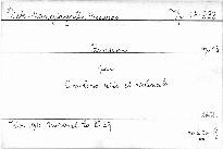 Quatuor pour 2 Violons, alto et violoncelle, op. 18