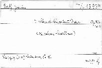 7. streichquartette D dur, op. 192. No.2