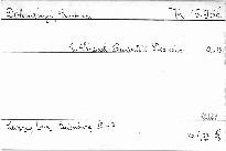 2. Streichquartett Des dur Op. 15