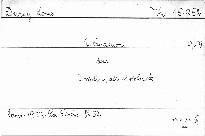 2. Quatuor. Op. 19