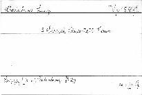 5. Streichquartett F dur