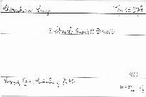 3. Streichquartett d moll