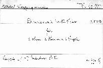 Divertimento No. 13 F dur für 2 Oboen, 2 Hörner und 2 Fagotte, KV 253