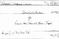 Quintett in Es dur für Klavier, Oboe, Klarinette, Horn und Fagott, KV 452