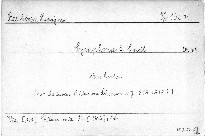 Symphonie 5. c-moll, Op. 67