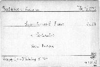 Symphonie 6. F dur, Op. 68