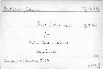 Trio G dur für Violine, Viola und Violoncell, Op. 9, No. 1