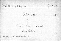 Trio D dur für Violine, Viola und Violoncell, Op. 9, No. 2