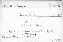 Quartett A dur für 2 Violinen, Viola und Violoncell, Op. 18, No. 5