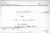 Quartett B dur für 2 Violinen, Viola und Violoncell, Op. 18, No. 6
