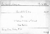 Quintett C dur für 2 Violinen, 2 Violen und Violoncell, Op. 29