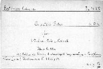 Quartett F dur für 2 Violinen, Viola und Violoncell, Op. 59, No. 1