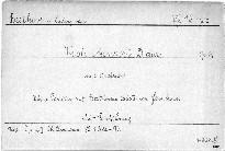 Violinkonzert D dur mit Orchester, Op. 61