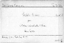 Sextett Es dur für 2 Violinen, Viola, Violoncell und 2 Hörner, Op. 81b