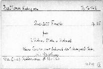 Quartett F moll für 2 Violinen, Viola und Violoncell, Op. 95